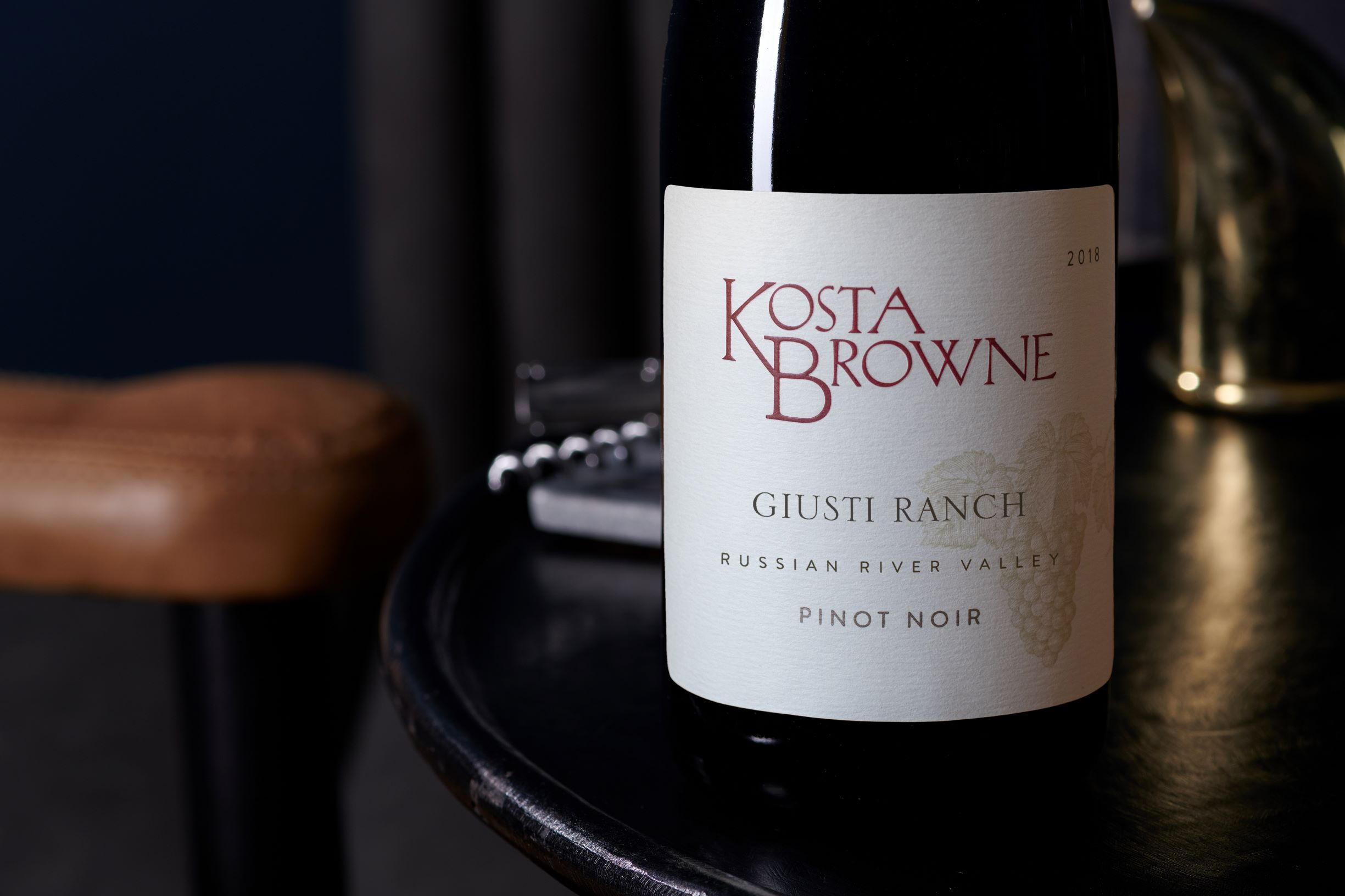 2018 Giusti Ranch Russian River Valley, Pinot Noir - Kosta Browne Winery