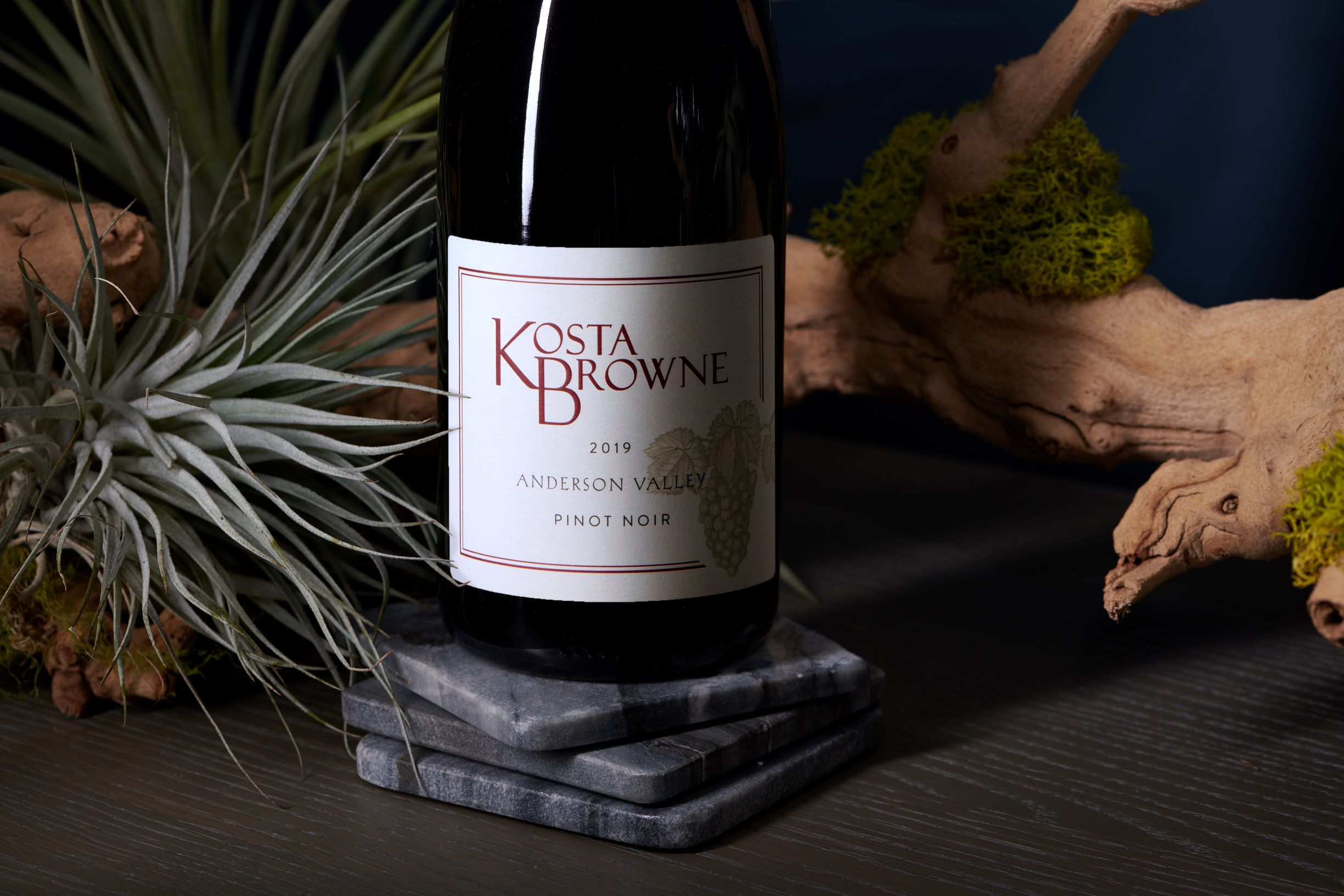 2019 Anderson Valley Pinot Noir - Kosta Browne Winery
