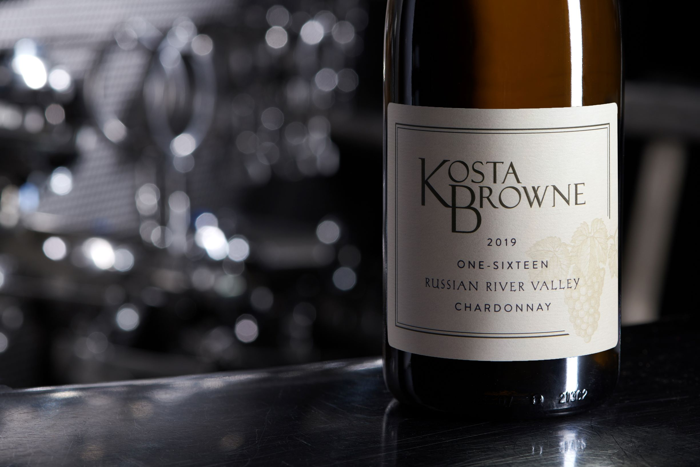 2019 One-Sixteen, Russian River Valley Chardonnay - Kosta Browne Winery