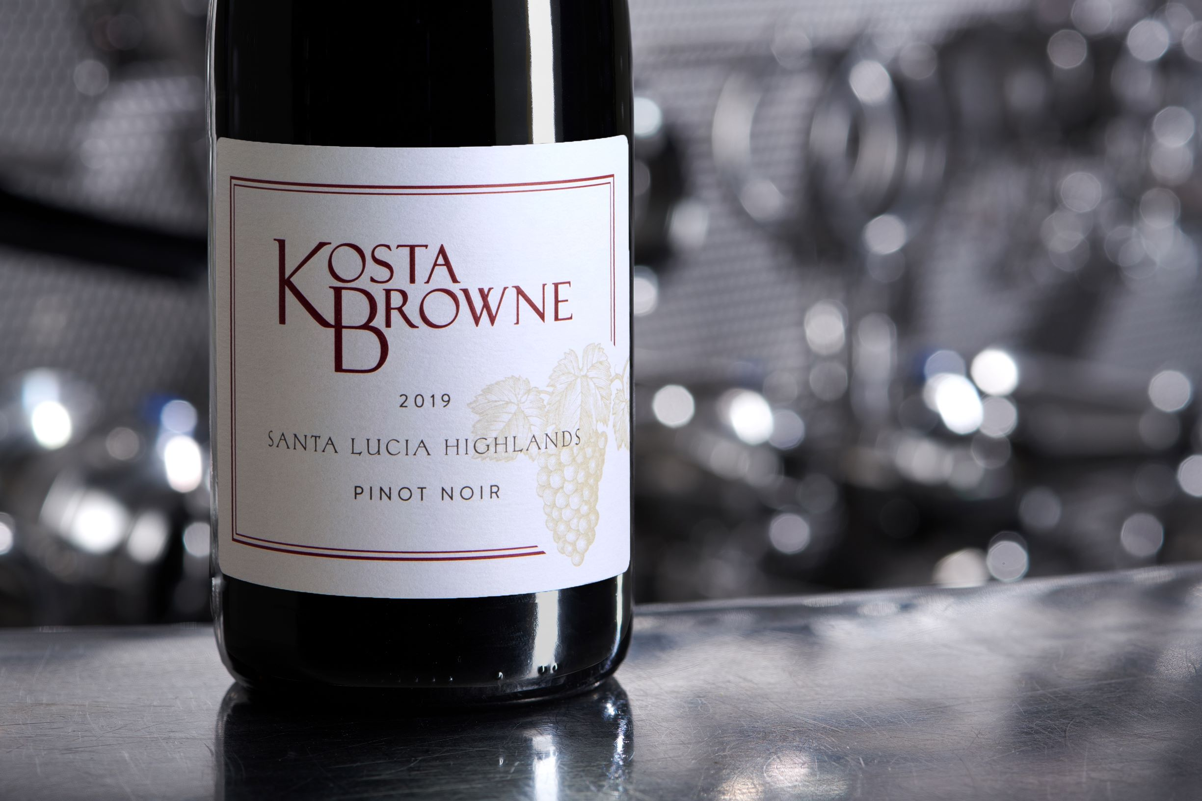 2019 Santa Lucia Highlands Pinot Noir - Kosta Browne Winery