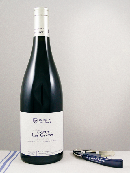 Croix Corton Les Greves 2014  - Les Marchands Restaurant & Wine Shop