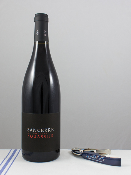 Domaine Fouassier Sancerre Rouge 2015  - Les Marchands Restaurant & Wine Shop