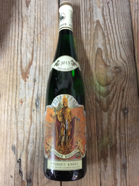 Knoll Riesling Smaragd 2015  - Les Marchands Wine Bar & Merchant