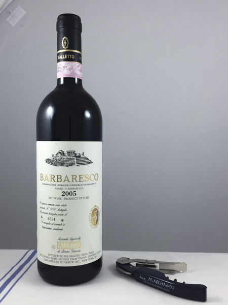Bruno Giacosa Barbaresco Rabaja 2005  - Les Marchands Restaurant & Wine Shop