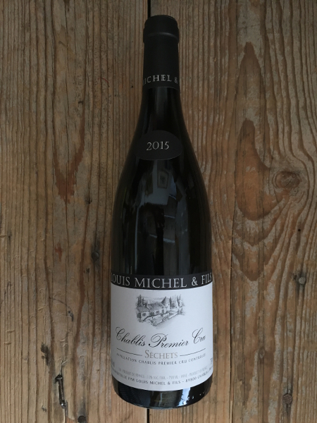 Louis Michel Chablis Sechet 2015  - Les Marchands Restaurant & Wine Shop