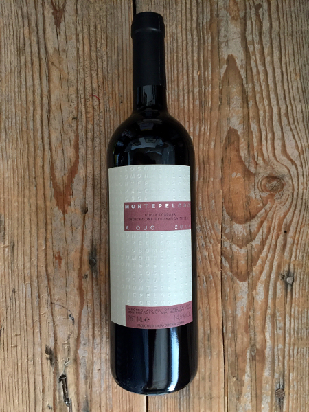 Montepeloso A Quo Rosso Toscano IGT 2014  - Les Marchands Restaurant & Wine Shop