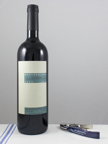 Montepeloso Eneo Rosso Toscano IGT 2014  - Les Marchands Restaurant & Wine Shop