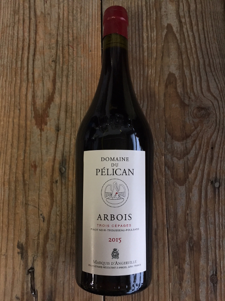 Pelican Trois Cepages 2015  - Les Marchands Restaurant & Wine Shop
