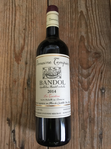 Tempier Bandol La Tourtine 2014  - Les Marchands Restaurant & Wine Merchant