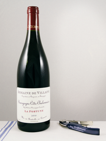 AP de Villaine Bourgogne La Fortune Rouge 2016  - Les Marchands Restaurant & Wine Shop