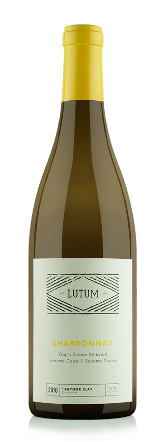 2016 Gap's Crown Vineyard Chardonnay  - Lutum Wines