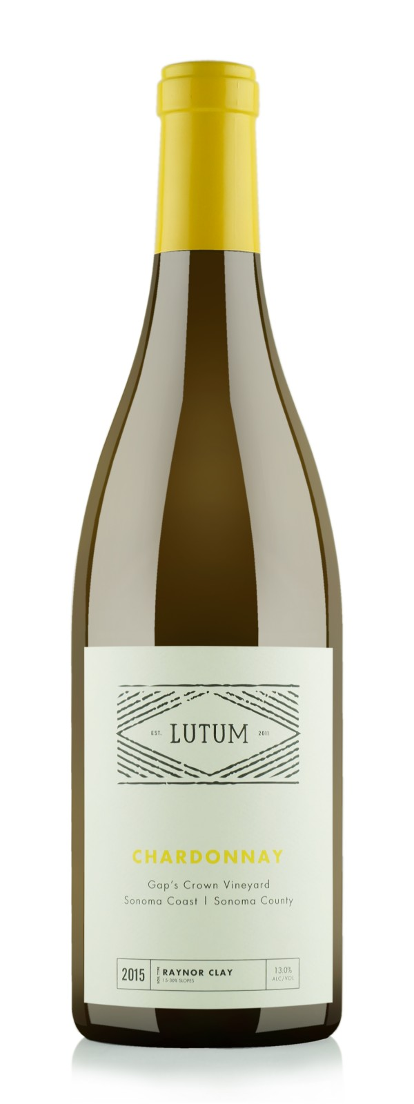 2015 Gap's Crown Vineyard Chardonnay  - Lutum Wines