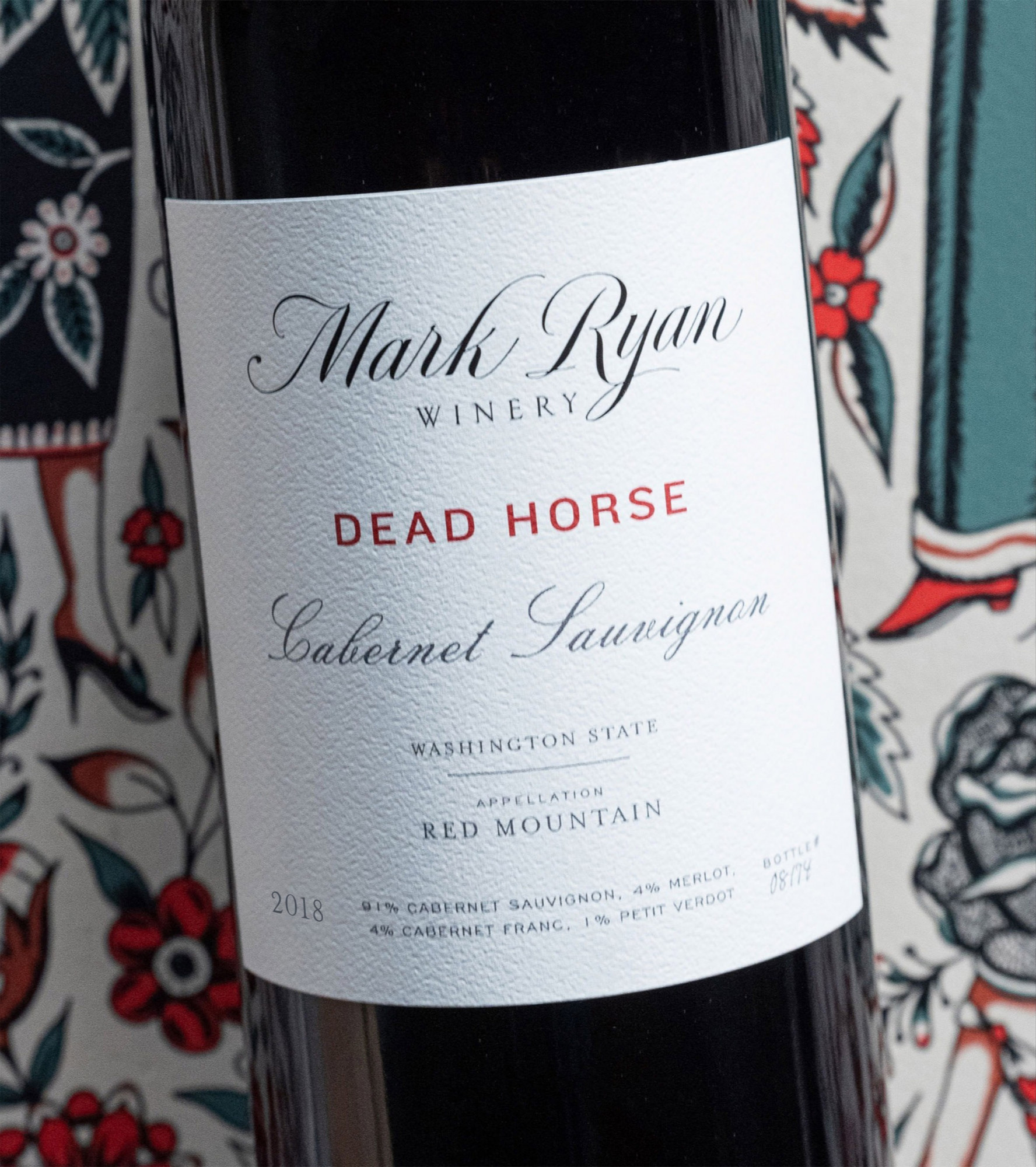 Mark Ryan Winery Dead Horse