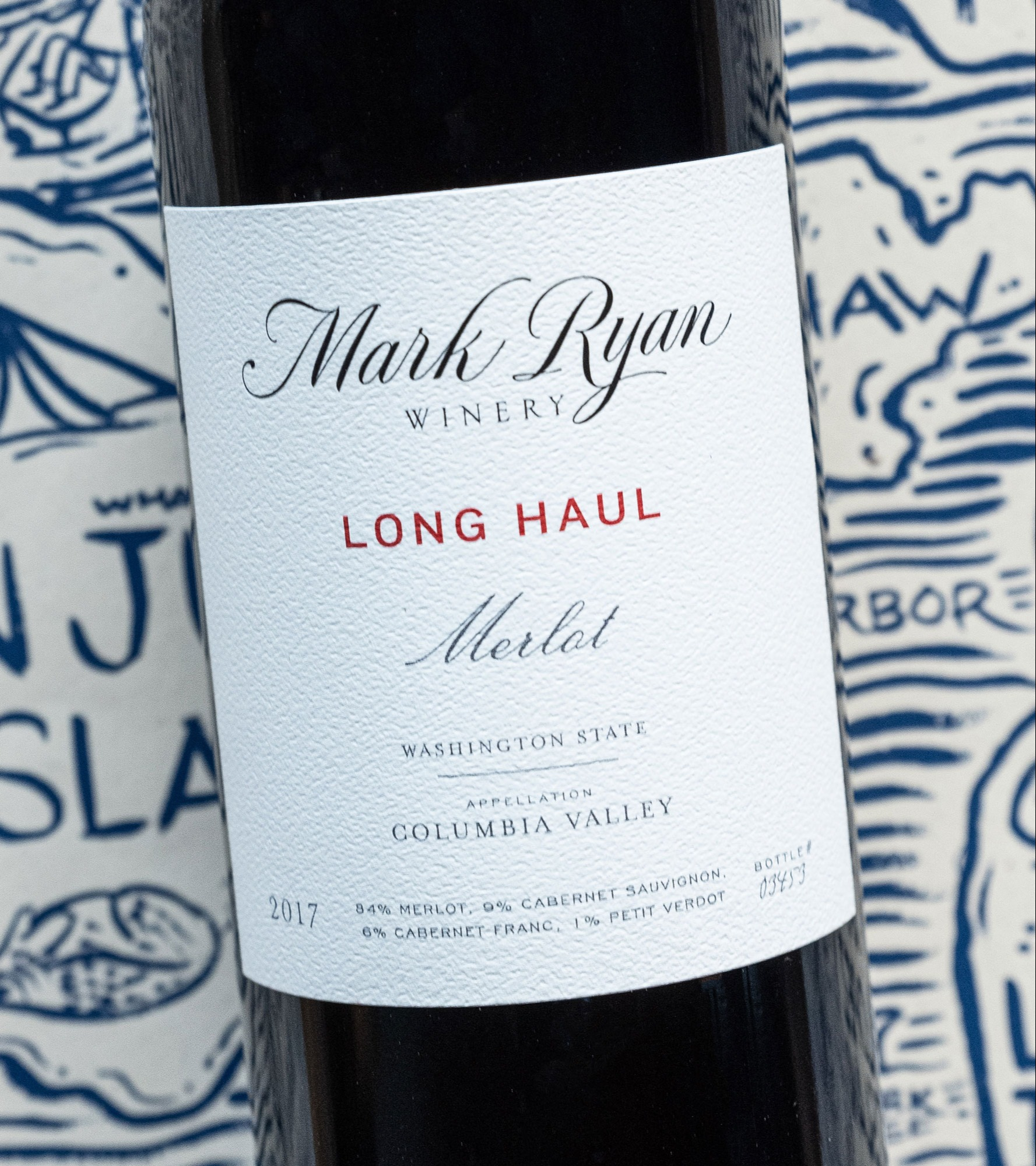 Bottle of Long Haul