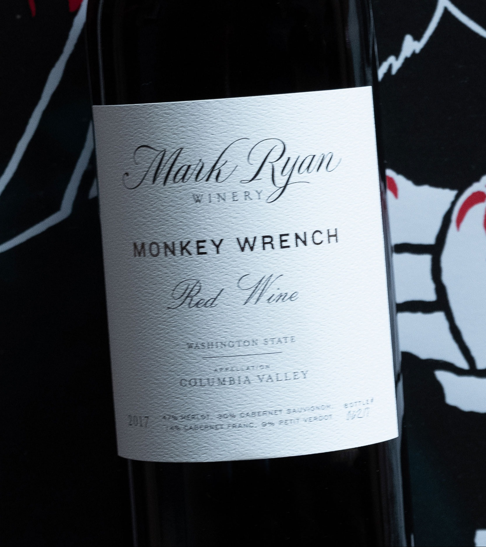 Bottle of Monkey Wrench