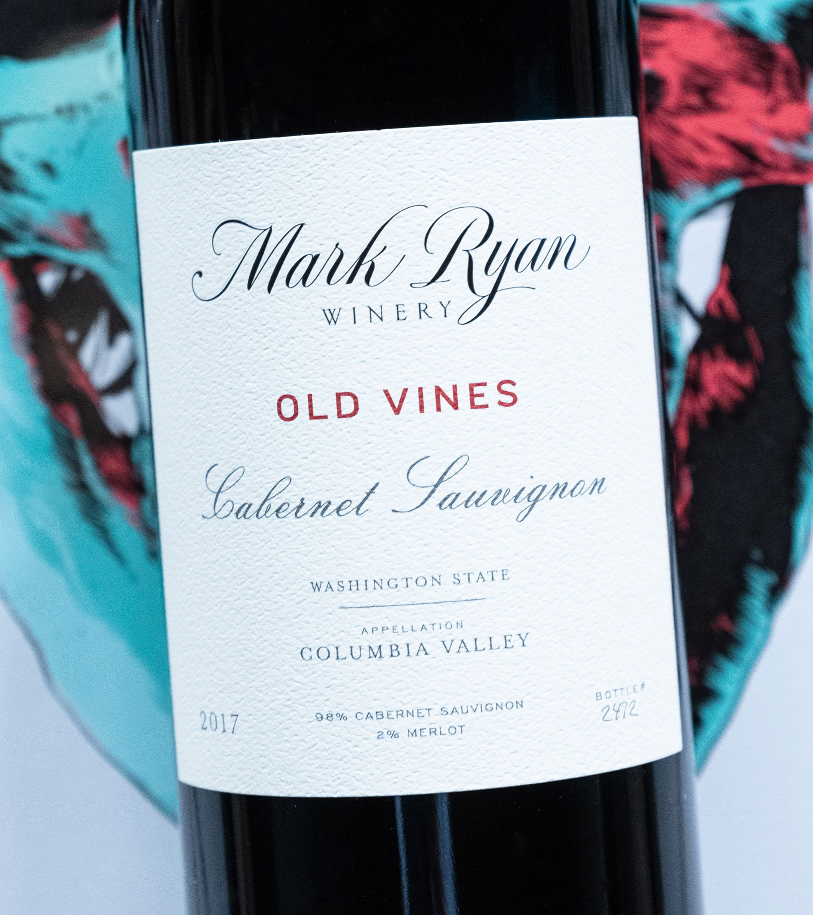 Bottle of Old Vines