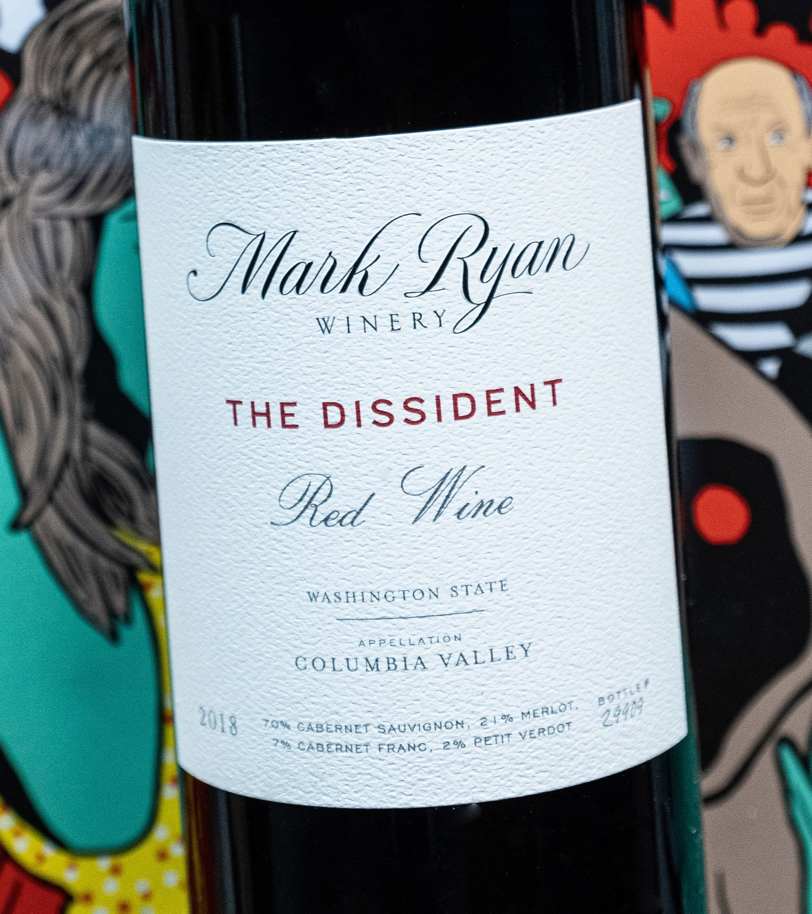 Bottle of The Dissident