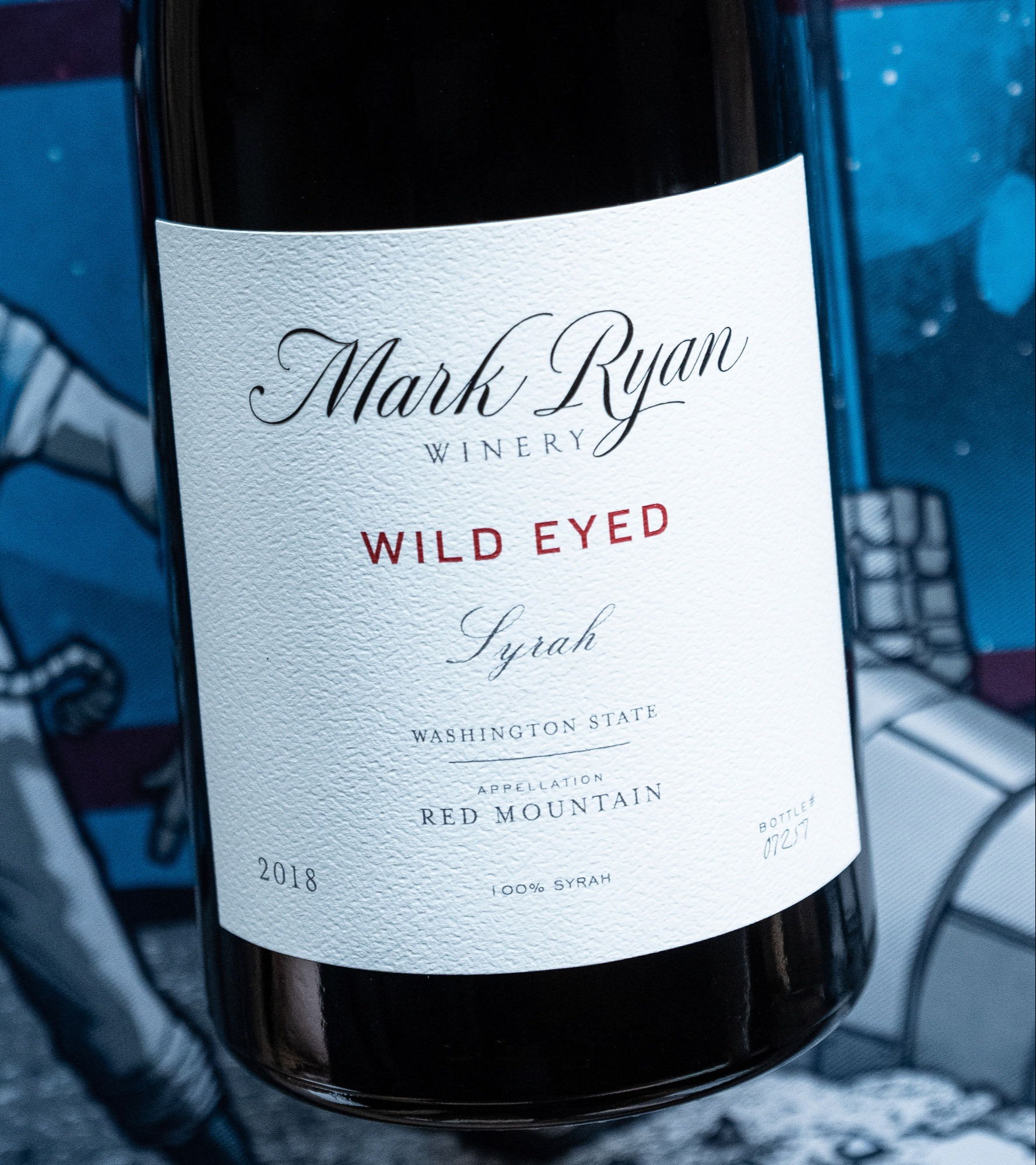 Bottle of Wild Eyed