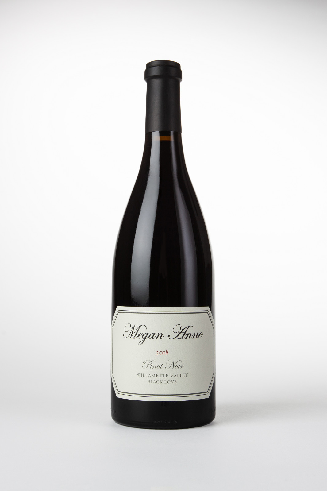 2018 Black Love Pinot Noir - Megan Anne Cellars