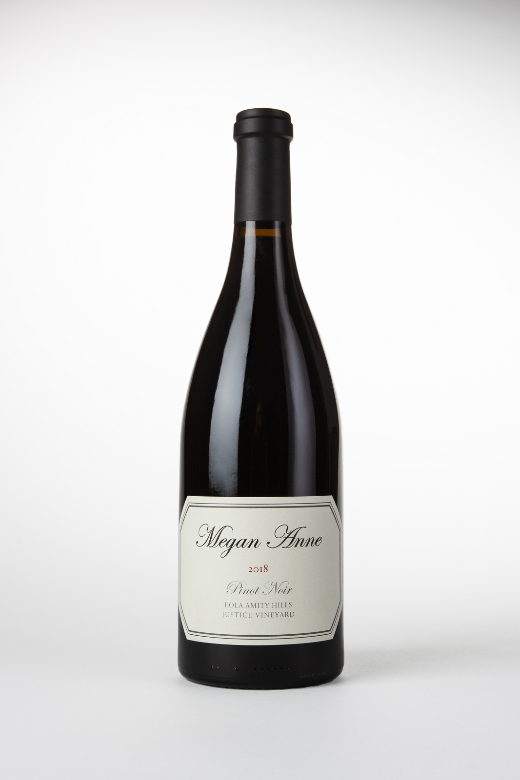2018 Justice Vineyard Pinot Noir - Megan Anne Cellars