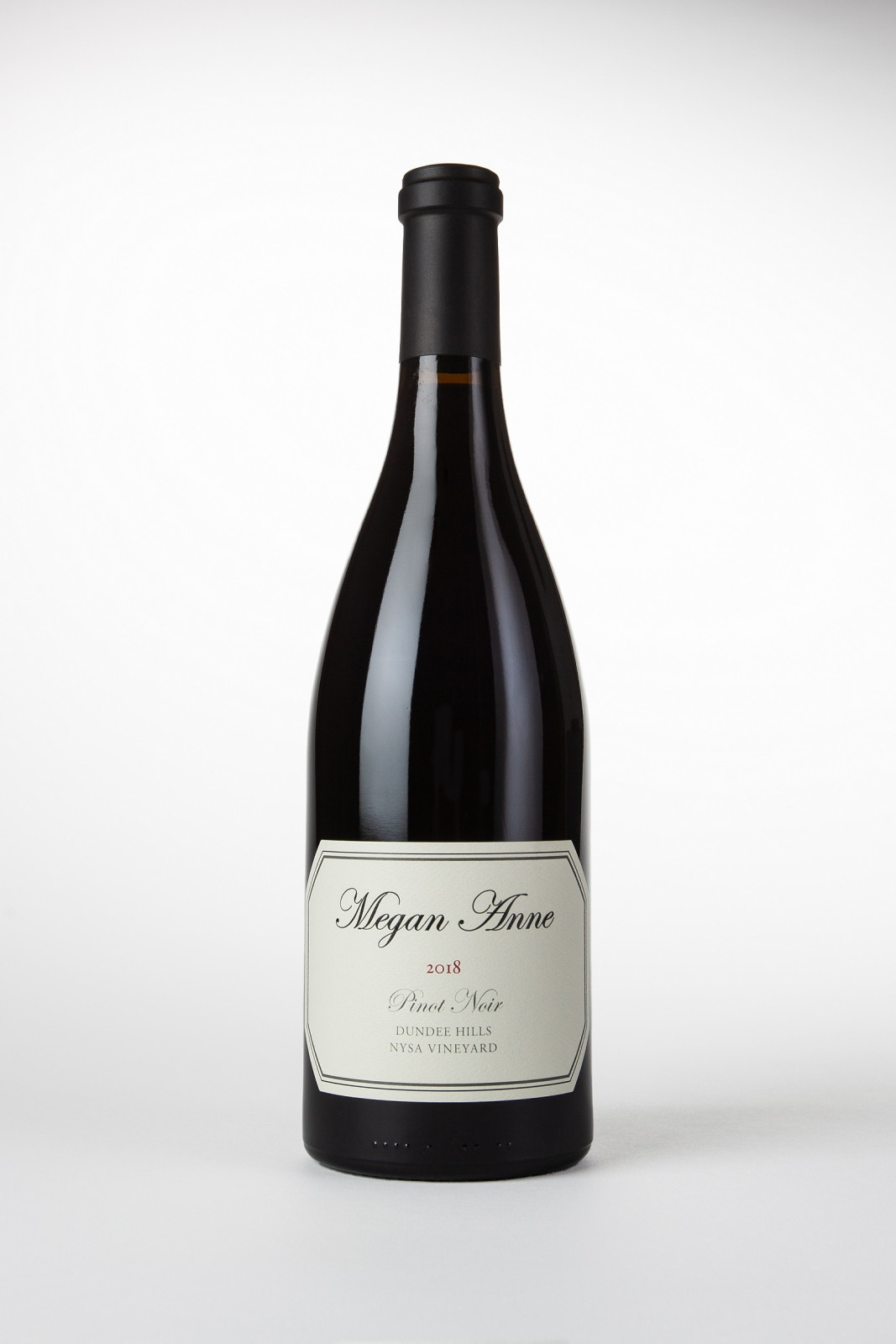 2018 Nysa Vineyard Pinot Noir - Megan Anne Cellars