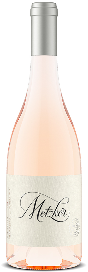 2019 Metzker Family Estates Rosé of Syrah Morningsong Vineyard - Metzker Family Estates Wines