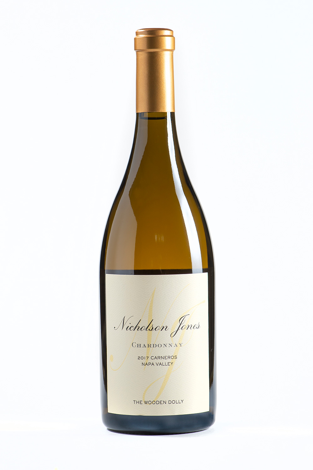 2017 Wooden Dolly Chardonnay  - Nicholson Jones Selections