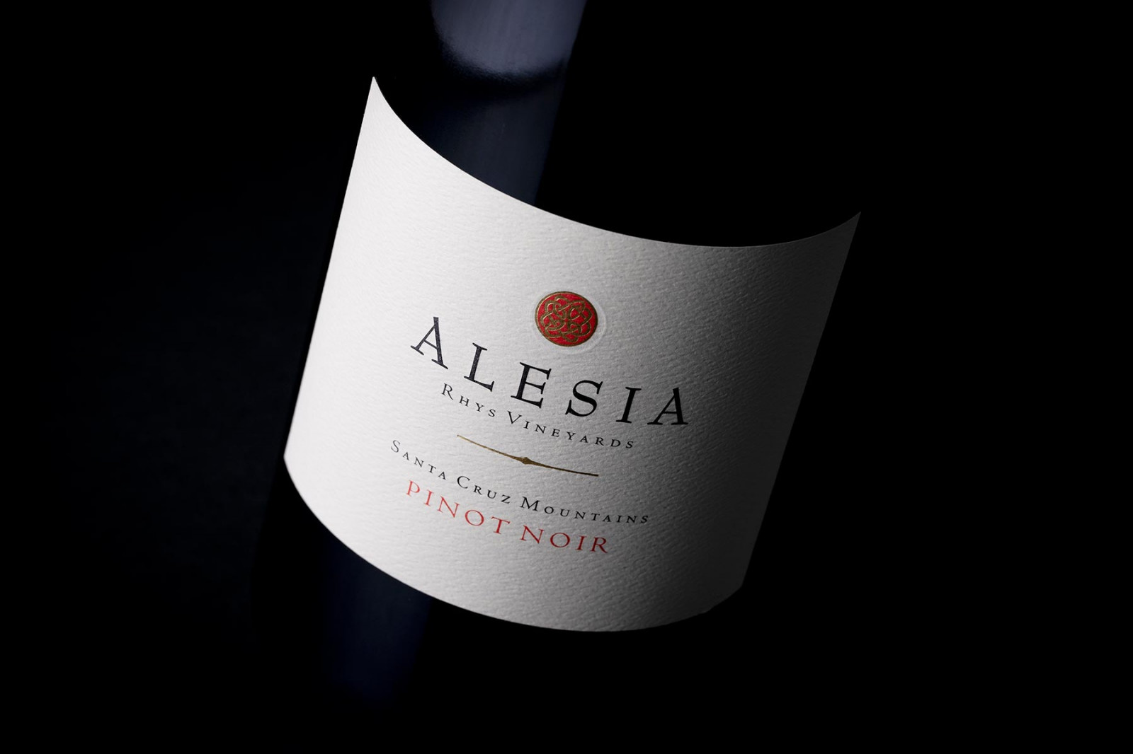 2018 Alesia Santa Cruz Mountains Pinot Noir  - Rhys Vineyards