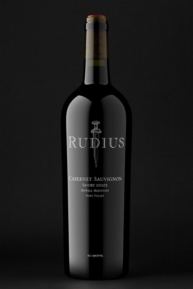 2017 Savory Estate Cabernet Sauvignon Howell Mountain - Rudius Wines