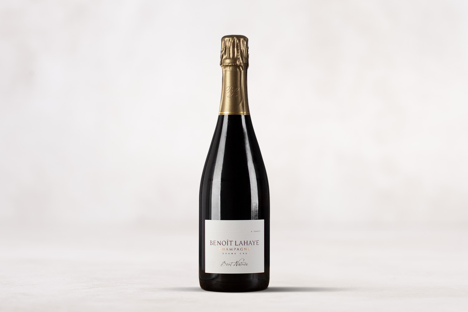 Benoît Lahaye, Grand Cru Brut Nature Champagne, France MV - SommSelect