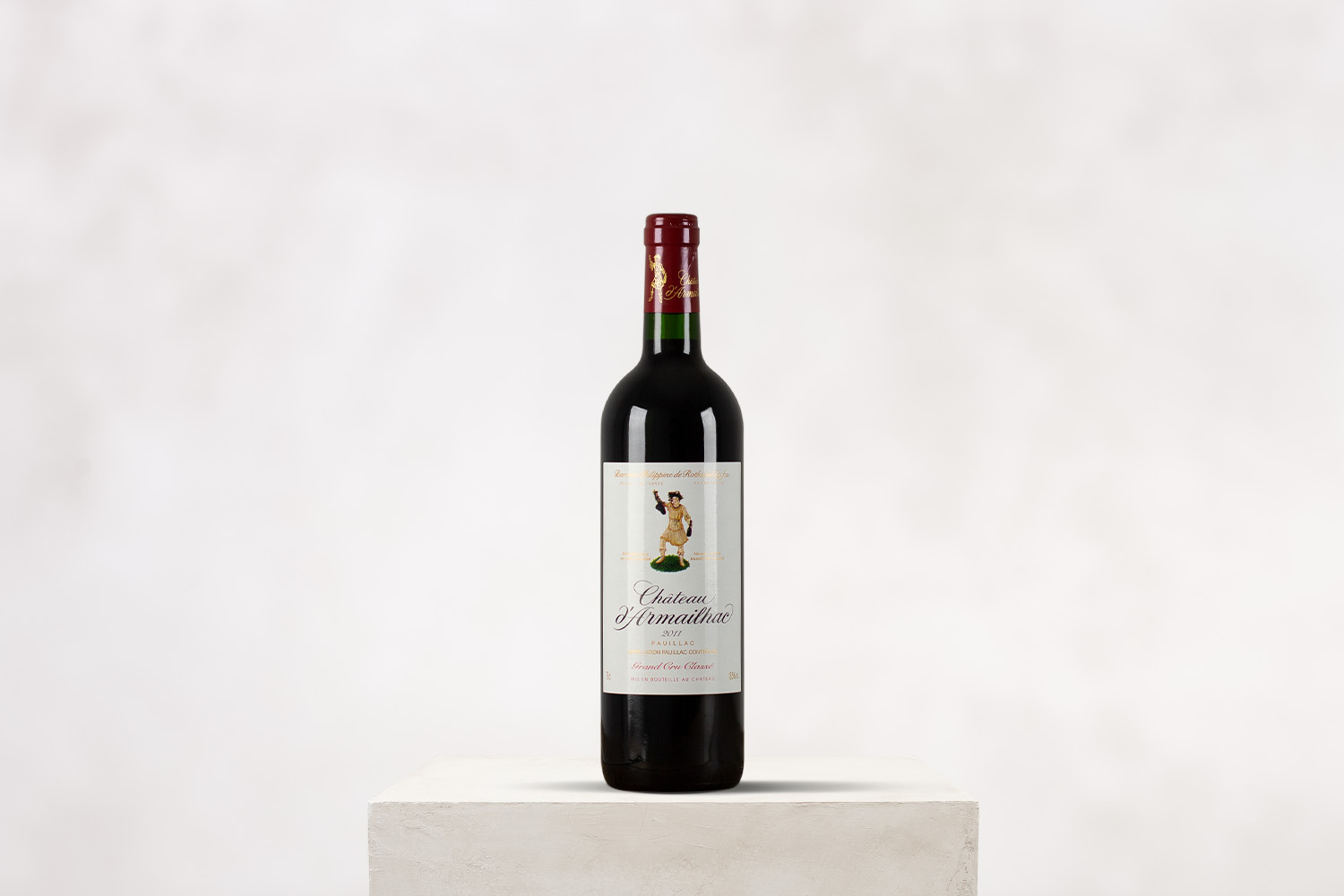 Chateau d'Armailhac, Pauillac Grand Vin Bordeaux, France 2011 - SommSelect