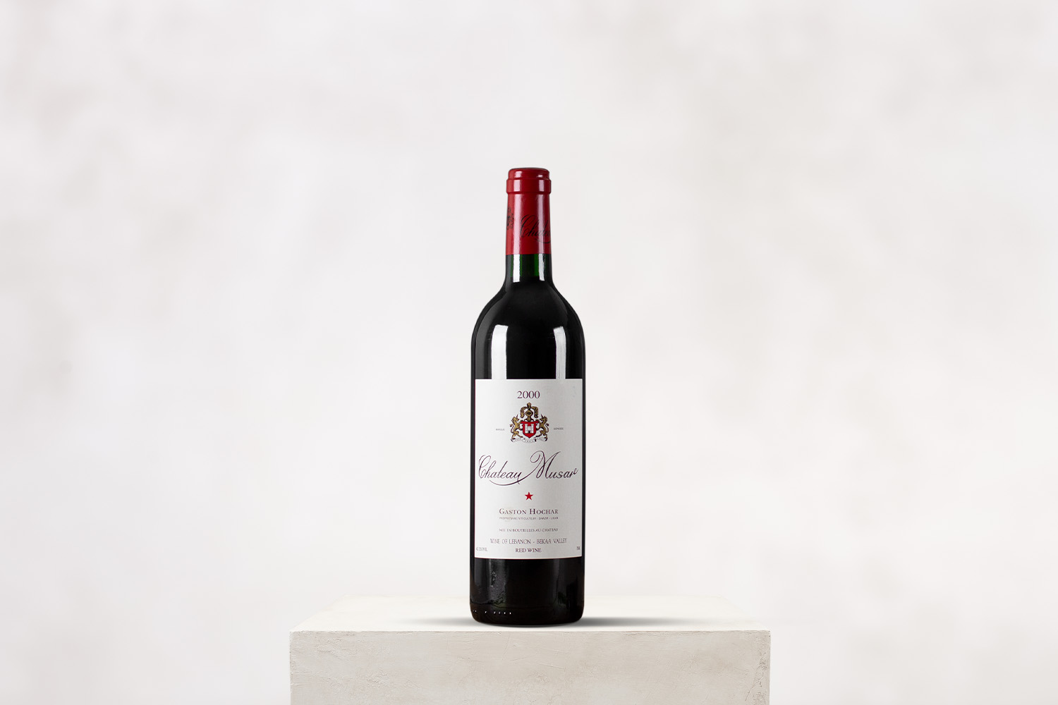 Château Musar, Grand Vin Bekaa Valley, Lebanon 2000 - SommSelect
