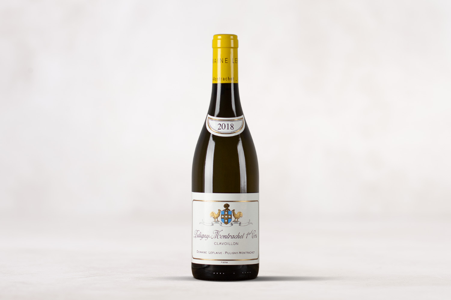 Domaine Leflaive, Puligny-Montrachet 1er Cru, Clavoillon Burgundy, France 2018 - SommSelect