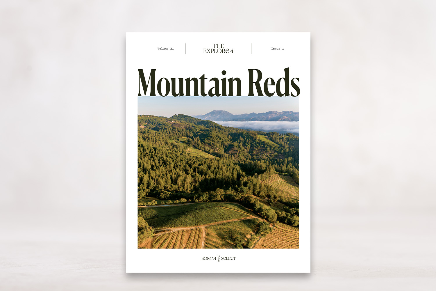 Explore 4 Gift Pack Mountain Reds - SommSelect