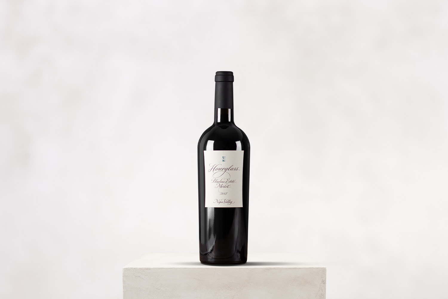 "Hourglass, ""Blueline Estate"" Merlot Napa Valley, California, United States 2018 - SommSelect"
