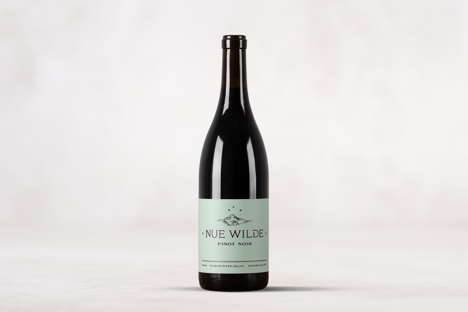 "Nue Wilde, ""Single Vineyard"" Russian River Valley Pinot Noir Sonoma County, California 2019 - SommSelect"