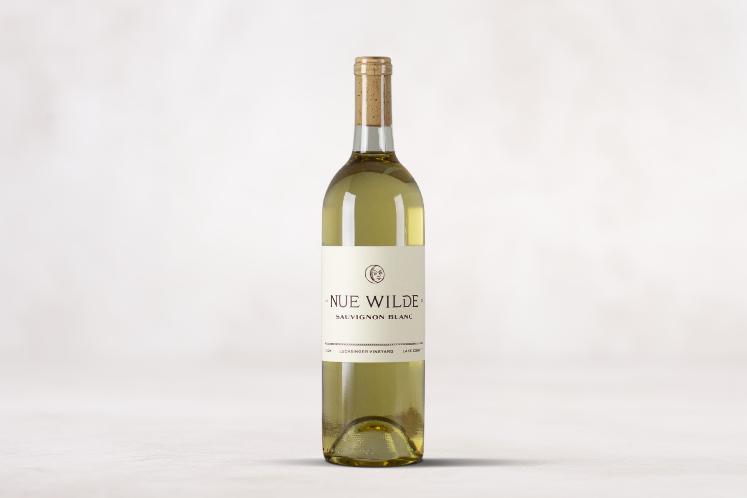 "Nue Wilde, Sauvignon Blanc ""Luchsinger Vineyard"" Lake County, Calfornia 2018 - SommSelect"