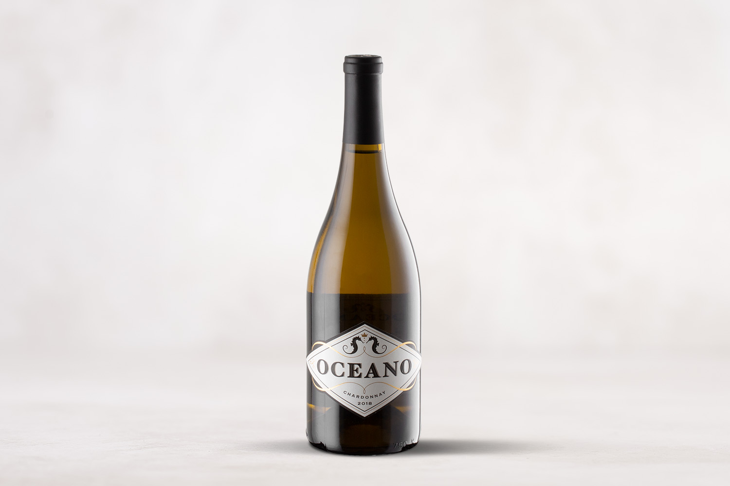 Oceano, 'Spanish Springs Vineyard', Chardonnay San Luis Obispo County, California 2018 - SommSelect