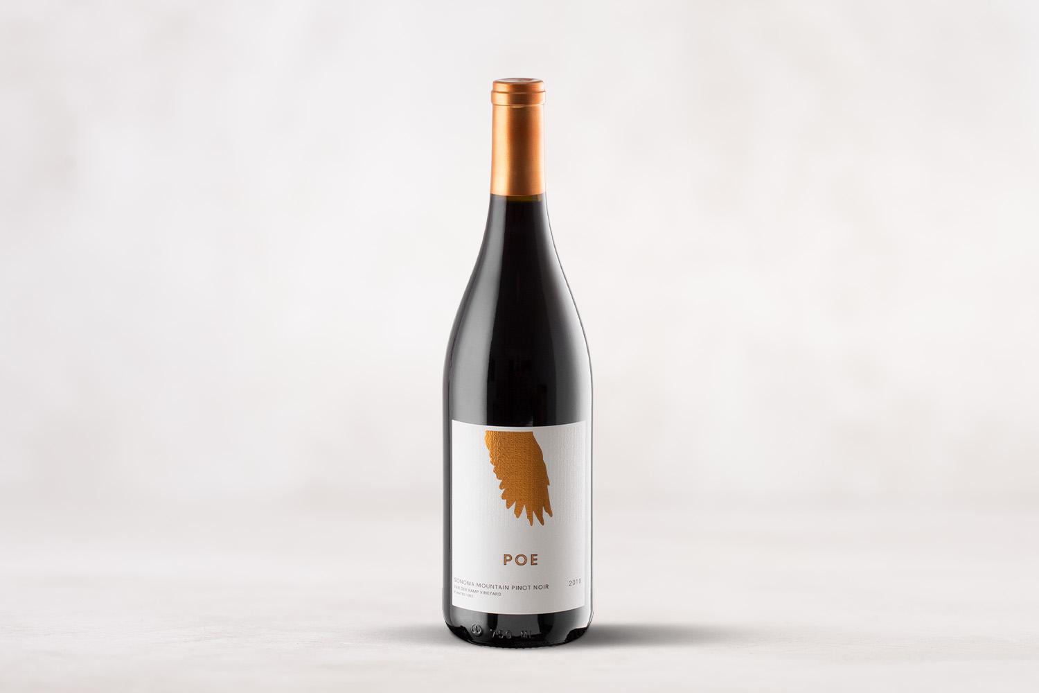 "POE Wines, ""Van der Kamp"" Pinot Noir, Sonoma Mountain Sonoma County, California 2018 - SommSelect"