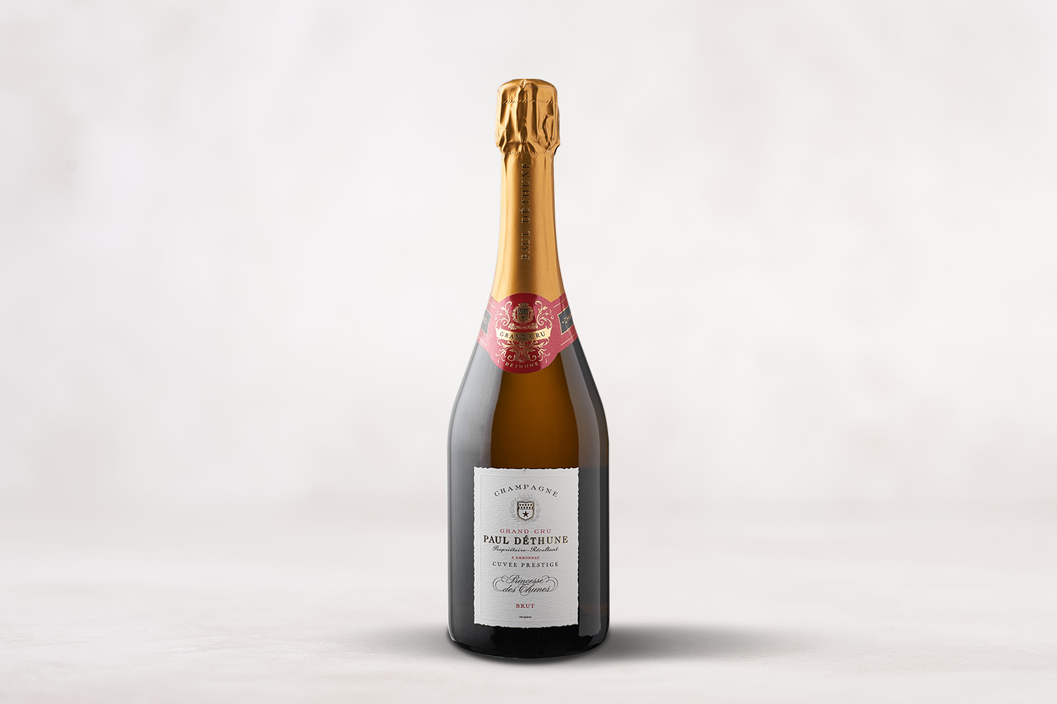 "Paul Déthune, Grand Cru ""Princesse Des Thunes"" Ambonnay, Champagne, France MV - SommSelect"