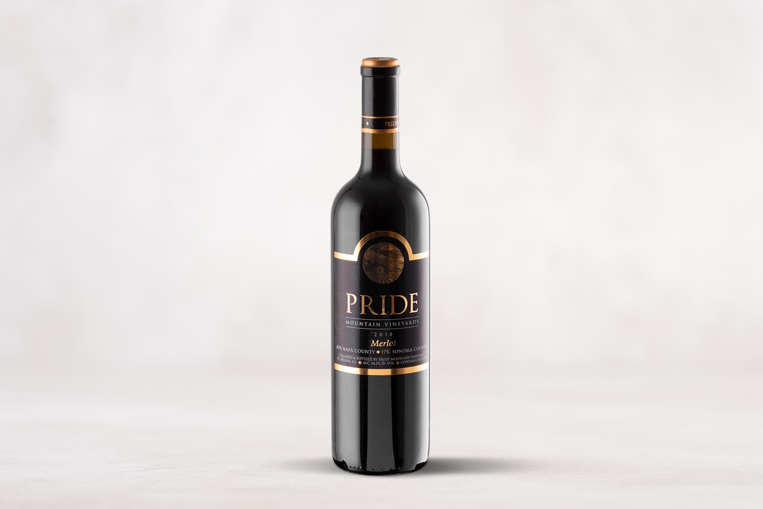 Pride Mountain Vineyards, Merlot Napa Valley, California 2018 - SommSelect