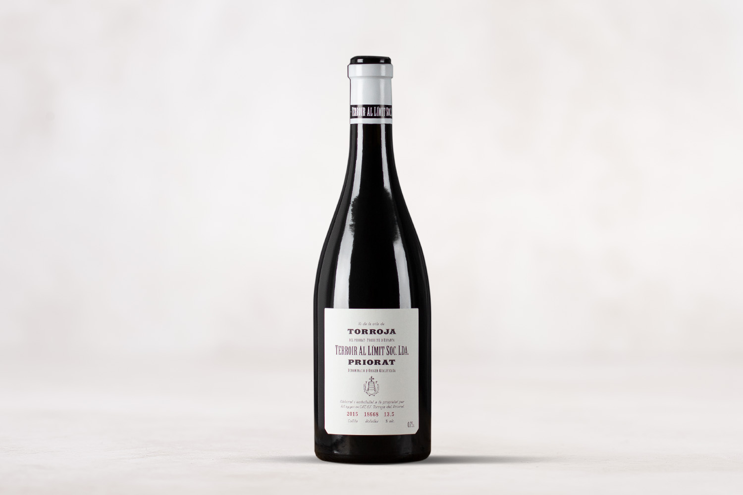 "Terroir al Limit, Priorat ""Torroja"" Catalunya, Spain 2015 - SommSelect"