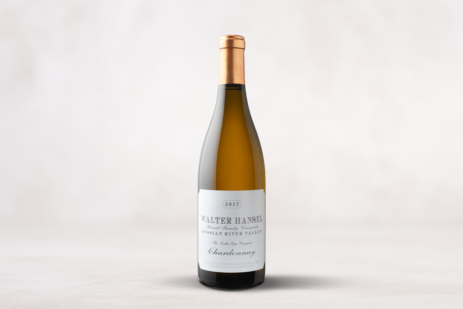 "Walter Hansel, ""North Slope"" Chardonnay Russian River Valley, California 2017 - SommSelect"