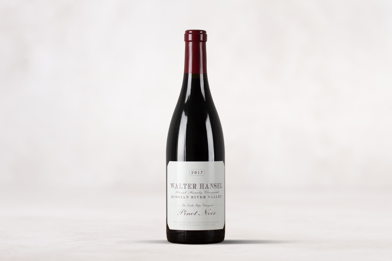 "Walter Hansel, Pinot Noir ""South Slope"" Russian River Valley, California 2017 - SommSelect"