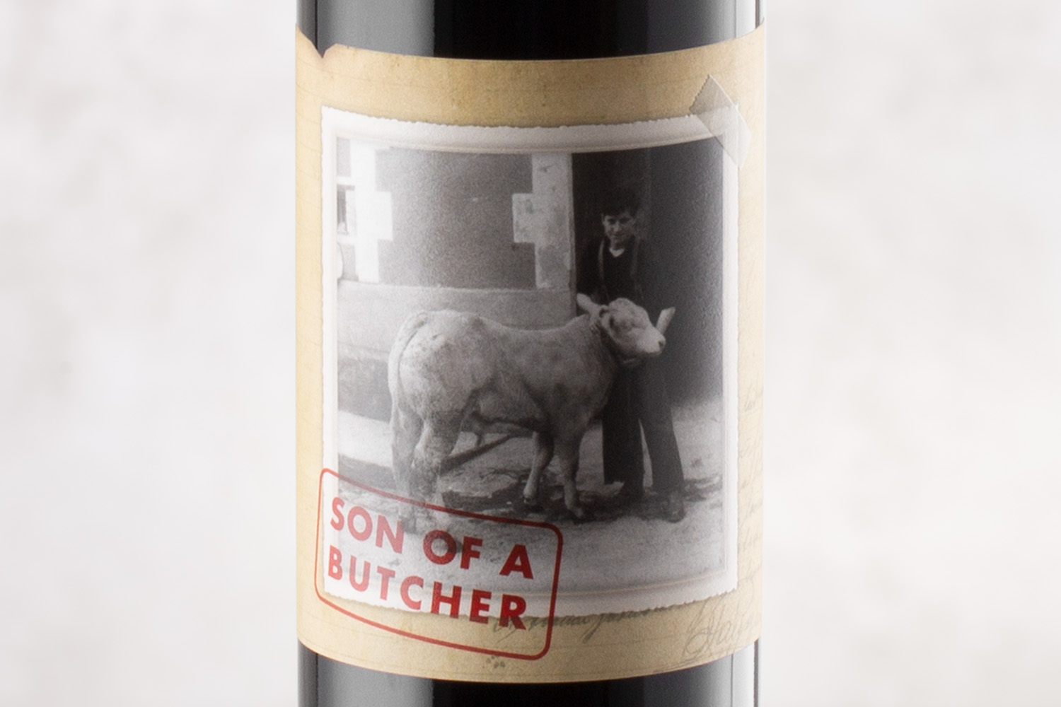 "Y. Rousseau, ""Son of a Butcher"" Proprietary Red North Coast, California 2019 - SommSelect"