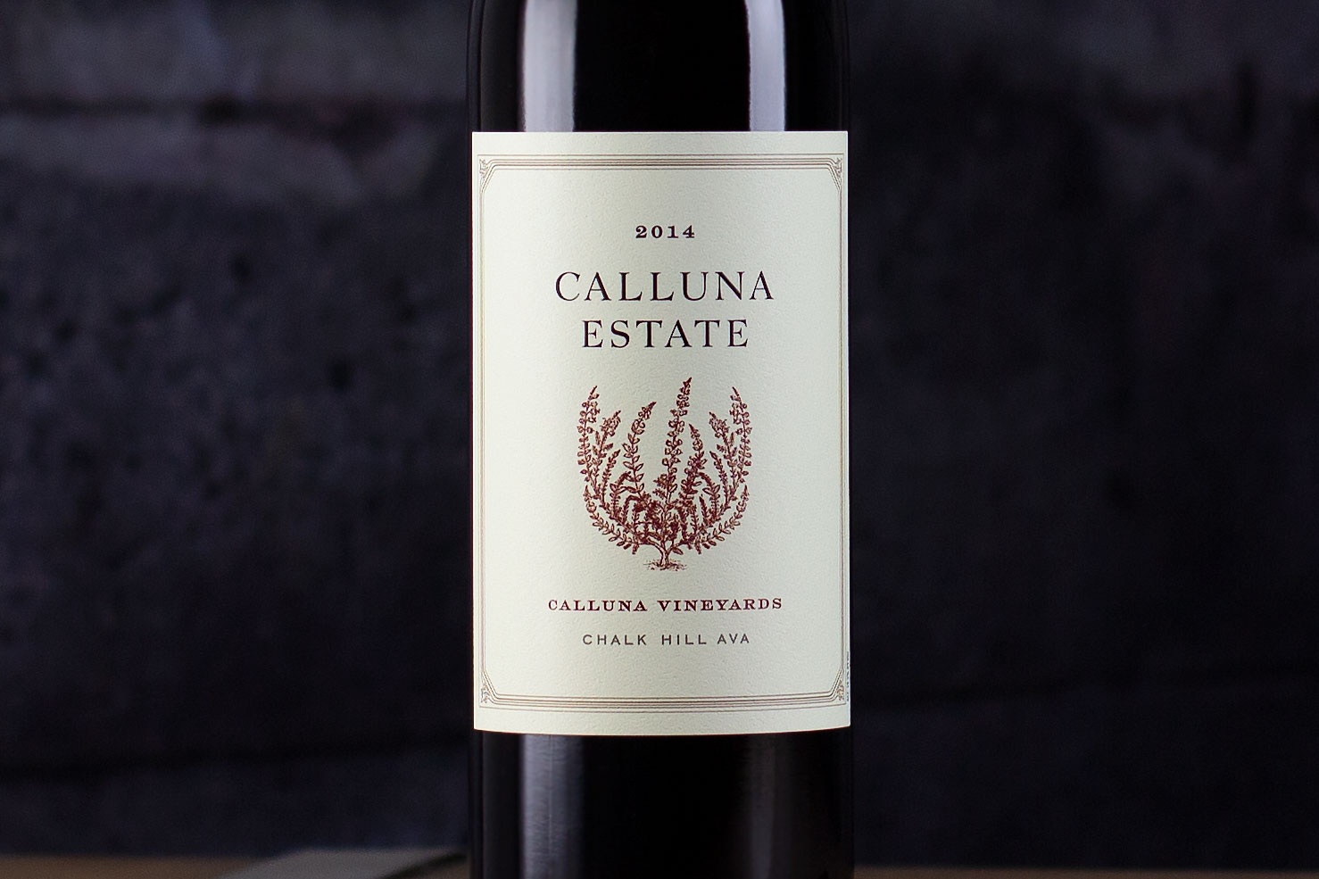 Calluna Estate, Chalk Hill Red Sonoma County, California 2014 - SommSelect