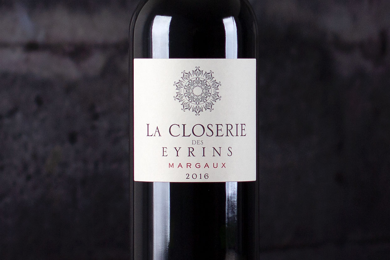 La Closerie des Eyrins, Margaux Bordeaux, France 2016 - SommSelect