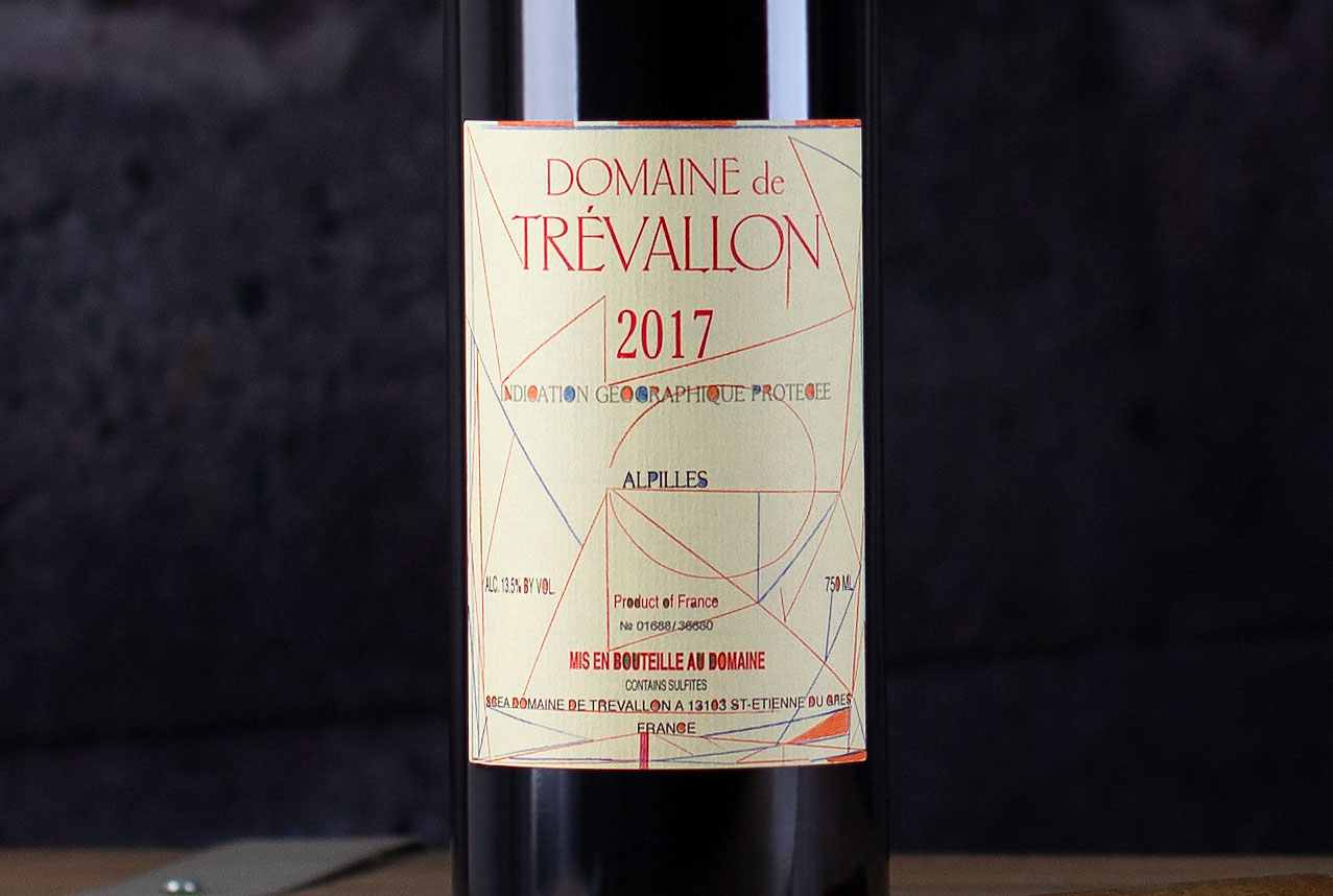 Domaine de Trévallon, Rouge Provence, France 2017 - SommSelect
