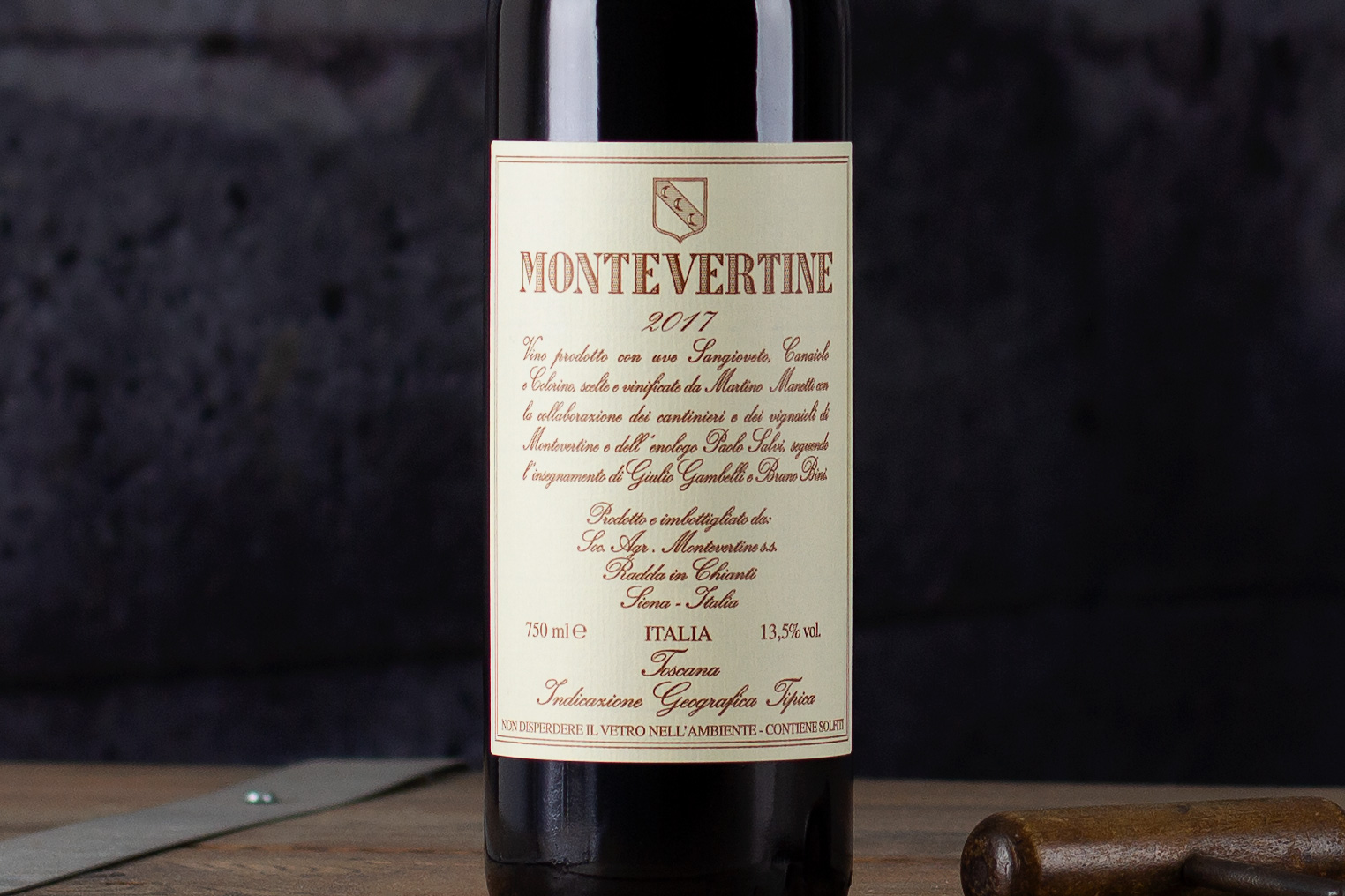 Montevertine, Rosso di Toscana Tuscany, Italy 2017 - SommSelect