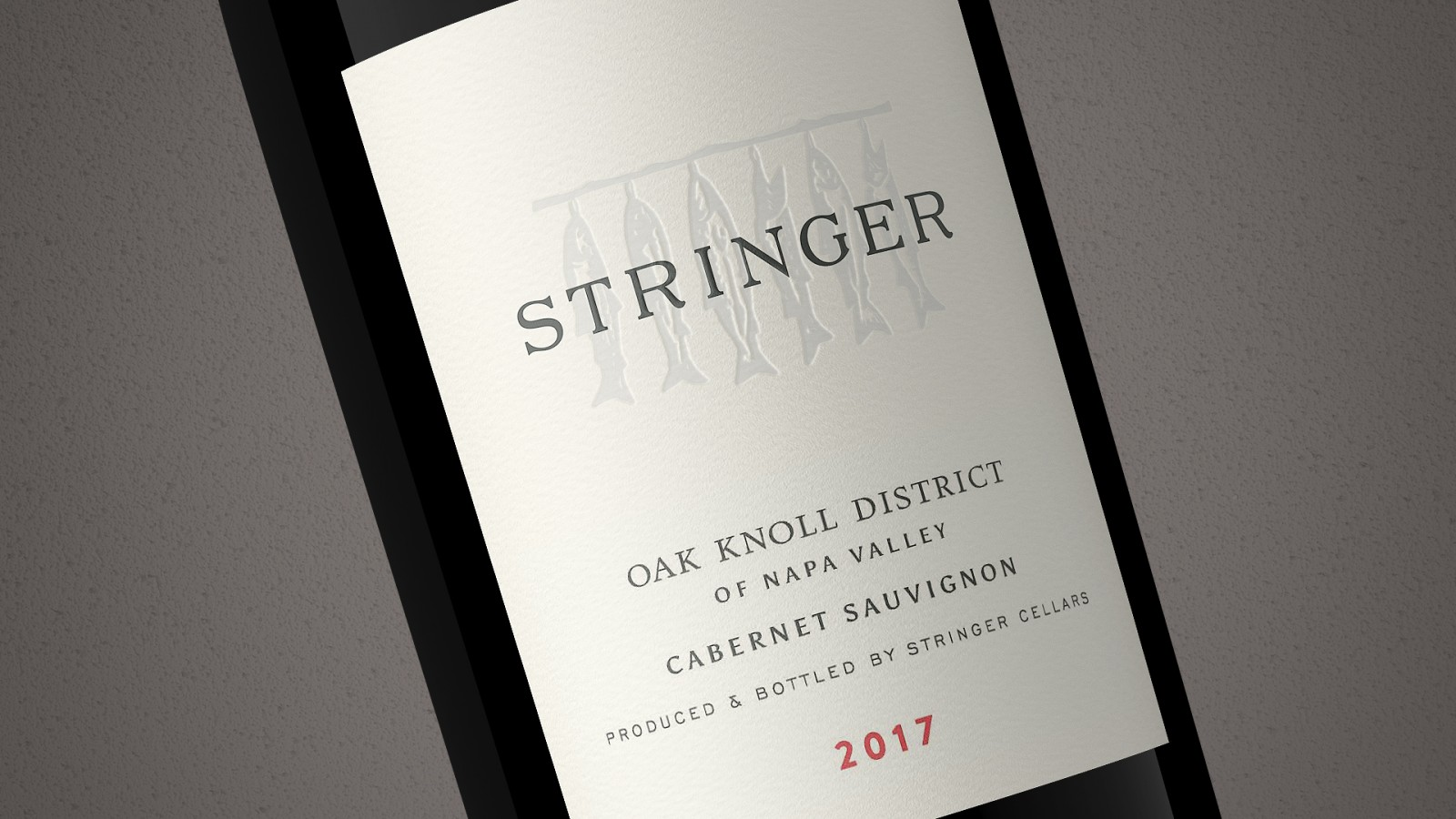 Oak Knoll Cabernet Sauvignon 2017 Oak Knoll District of Napa Valley—CA - Stringer Cellars